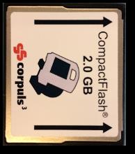 corpuls c3 CF card