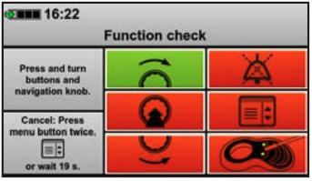 MEDUMAT Function Check 2