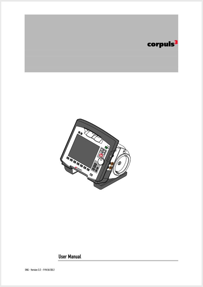 Corpuls 3 User Manual
